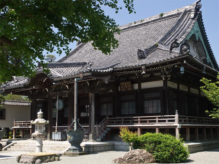 本覚寺(神奈川県鎌倉市): ご利...